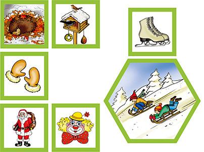 Spiel Jahreszeiten